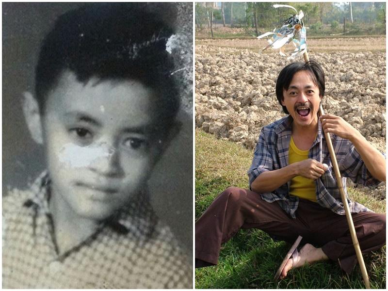 Nghệ sĩ Giang Còi thuở sinh thời: Bị đánh đến rớm máu, xích dưới gầm giường vì nghịch ngợm