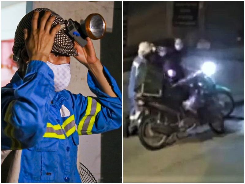 Nhóm cướp xe máy nữ công nhân môi trường trong đêm có thể phải đối diện với khung hình phạt nghiêm khắc nhất