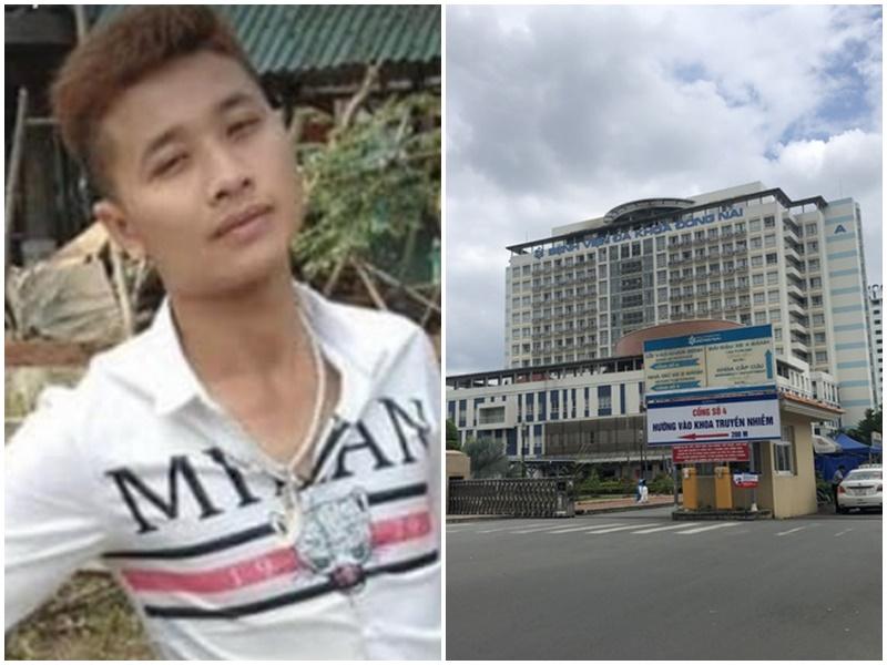 NÓNG: Truy tìm thanh niên 'mất hút' sau khi có kết quả dương tính Covid-19 tại Bệnh viện Đa khoa Đồng Nai