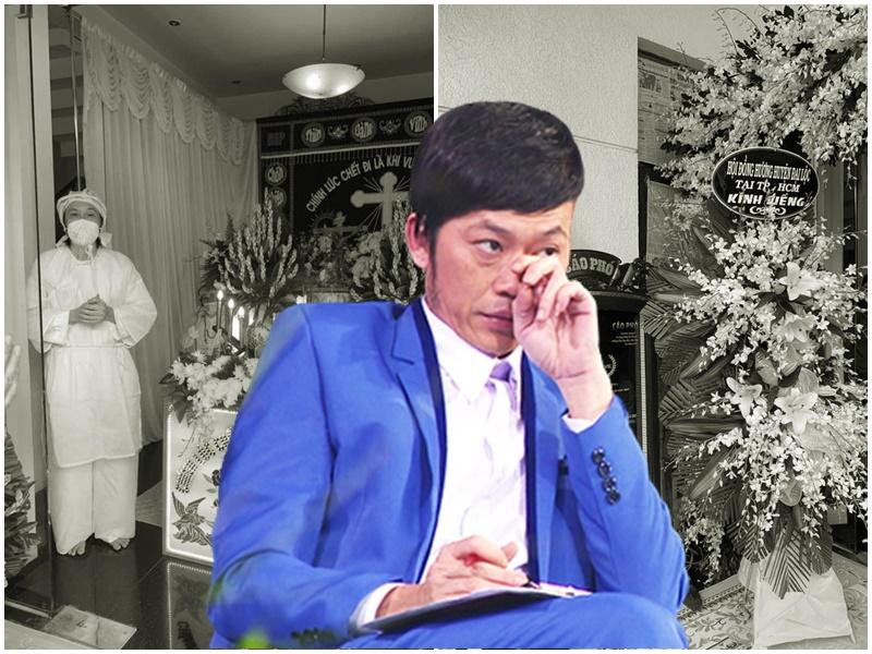 NS Hoài Linh lần đầu xuất hiện sau thời gian dài ở ẩn giữa lùm xùm từ thiện: Tiều tụy, thất thần bên di ảnh đấng sinh thành?