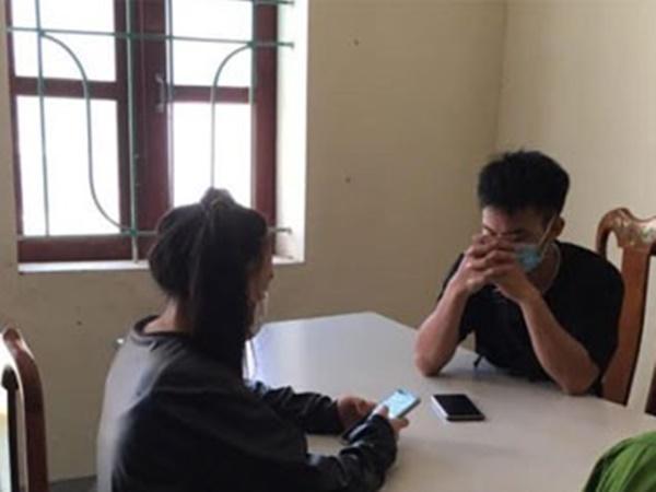 Du học sinh Lào ở trường Cao đẳng Y tế Hà Tĩnh lội ruộng 'trốn' khỏi vùng cách ly
