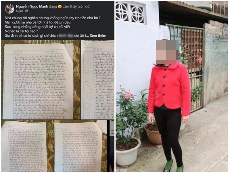 Vụ chị họ của Nguyễn Ngọc Mạnh: Thực hư chuyện làm dâu bị hành hạ, ở cữ còn bị lấy bỉm đầy phân nhét vào mồm?