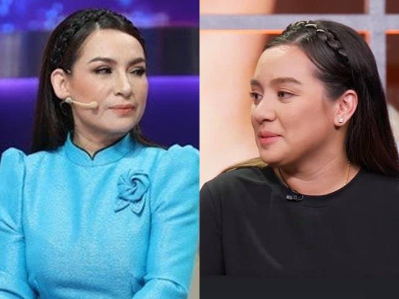 Lần đầu con gái Phi Nhung song ca cùng mẹ quá cố sau tang lễ? CĐM giật mình vì dung nhan có điều 'LẠ' gây xúc động mạnh
