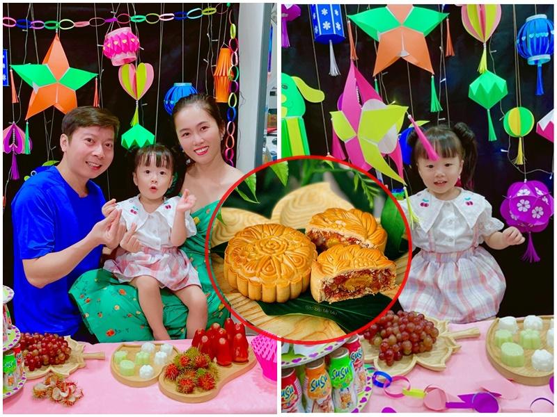 Thương con ở nhà nhiều tháng nay, mẹ trẻ 9x ở tâm dịch Sài Gòn mang cả 'phố lồng đèn' về nhà: 'Chị sợ cảnh tấp nập ra đường để đi chơi... dịch dễ lây lan lắm'