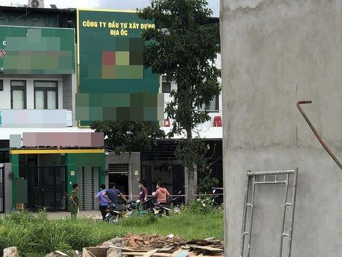 Bình Dương: 2 người chết, 1 người bị thương đáng ngờ tại trụ sở làm việc công ty địa ốc