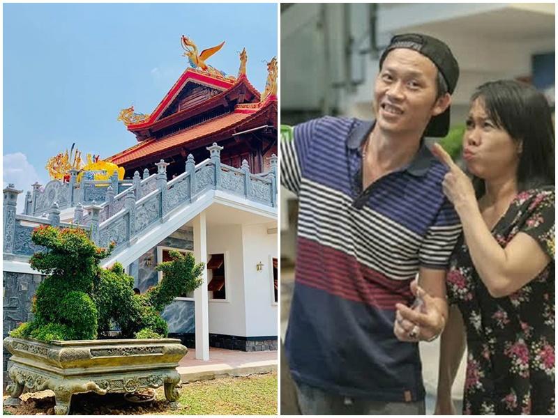 Ngoài nhà thờ Tổ trăm tỷ, Hoài Linh còn có 1 'cơ ngơi' khác giữa lòng Sài Gòn, nội thất bên trong gây ngỡ ngàng