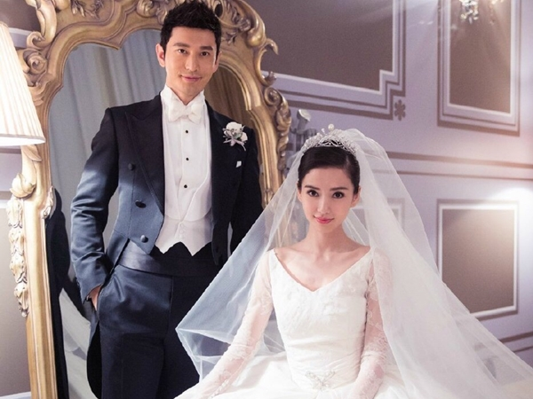 5 cặp đôi tham gia thì 4 cặp chia tay, phải chăng hôn lễ của Huỳnh Hiểu Minh 'có độc'?
