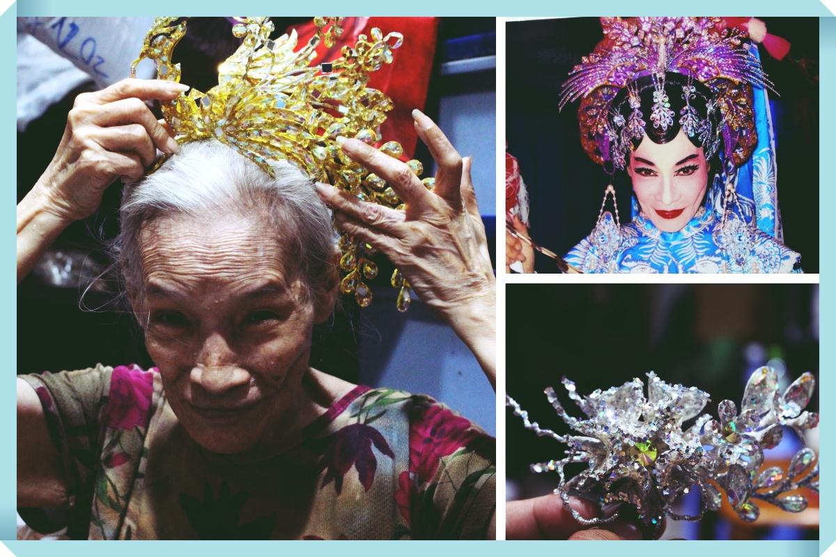Quái kiệt tuồng cổ Bo Bo Hoàng: Cuộc sống mưu sinh vất vả sau ánh hào quang sân khấu ở tuổi 74 - Ảnh 3