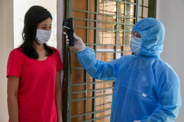 Hà Nội ban hành hướng dẫn tạm thời cách ly y tế F1 tại nhà - Ảnh 1