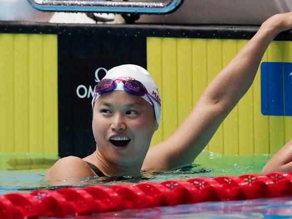 Bị bỏ rơi từ khi mới sinh ra, cô gái 21 tuổi xuất sắc trở thành nhà vô địch đường đua xanh tại Olympic Tokyo 2020