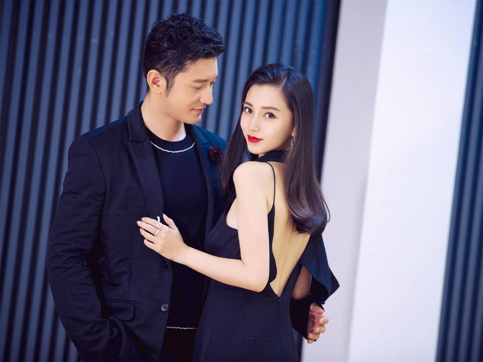Chỉ bằng một hành động, Huỳnh Hiểu Minh xóa tan tin đồn hôn nhân rạn nứt