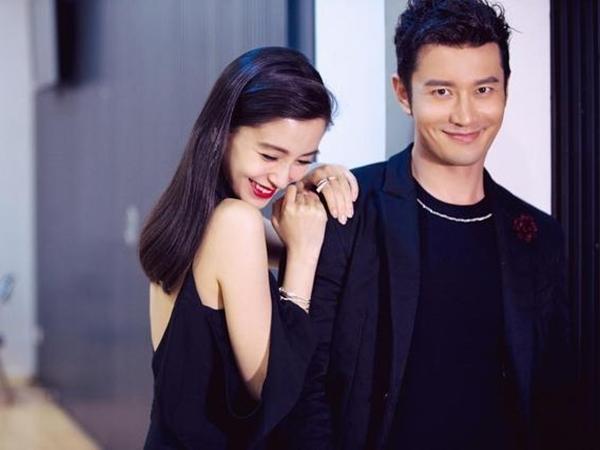 Con trai bị bệnh, Huỳnh Hiểu Minh – Angela Baby cùng xuất hiện xóa tan tin đồn ly hôn