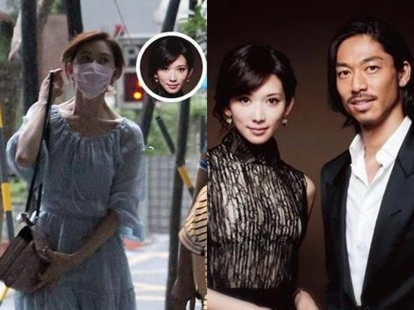 Đi giày bệt, bụng lùm lùm, Lâm Chí Linh đã mang thai ngay sau khi tuyên bố kết hôn?
