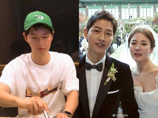 Động thái mới của Song Joong Ki được cho là ngầm ám chỉ chuyện Song Hye Kyo ngoại tình?