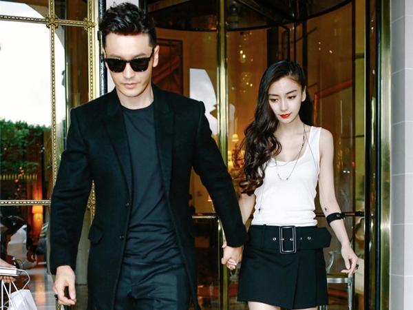 Huỳnh Hiểu Minh lộ ảnh ôm ấp gái lạ, hôn nhân với Angela Baby đã thực sự kết thúc?
