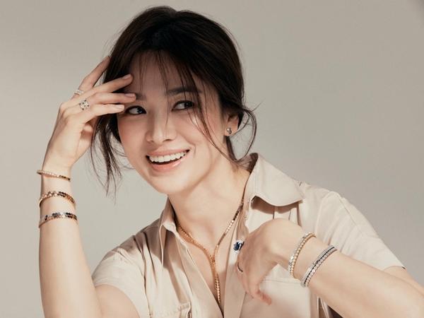 Khi chẳng thuộc về ai, Song Hye Kyo ngày càng bùng nổ về nhan sắc