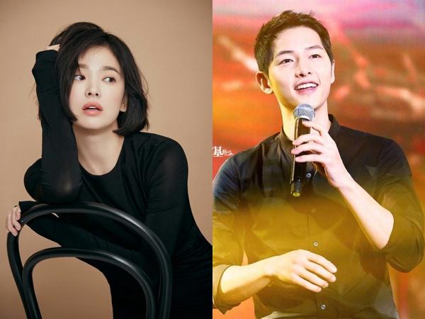 Lý do khiến Song Hye Kyo – Song Joong Ki bị netizen gọi tên tái hợp