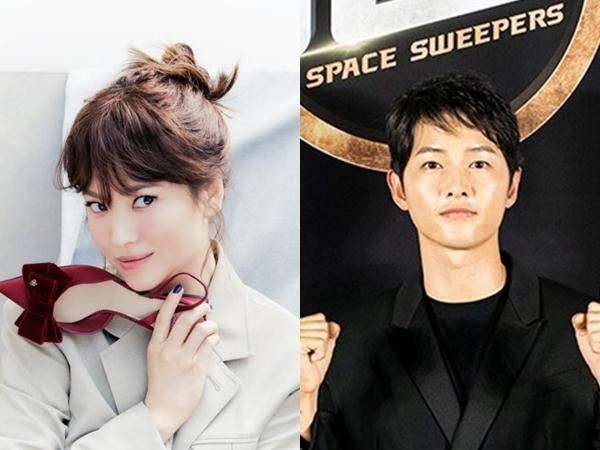 Nhan sắc ngày một đối lập giữa Song Hye Kyo và Song Joong Ki