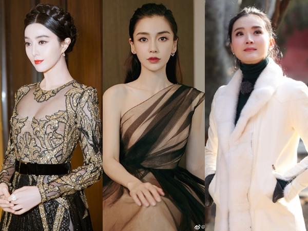Những người đẹp đại gia không thể 'bao nuôi' của làng giải trí Hoa ngữ