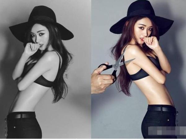 Những tấm ảnh thiêu đốt mọi ánh nhìn của nữ diễn viên Triệu Lệ Dĩnh