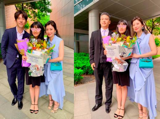 Phản ứng bất ngờ của chồng Giả Tịnh Văn khi vợ và chồng cũ lần đầu gặp gỡ sau ly hôn