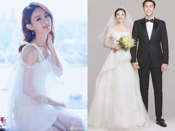 Sau 3 tháng sinh con, Triệu Lệ Dĩnh sẽ xuất hiện trong hôn lễ của Đường Nghệ Hân?