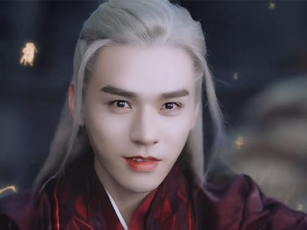 Sơn Hà Lệnh: Fan hâm mộ 'đổ gục' trước tạo hình tóc trắng của Ôn Khách Hành