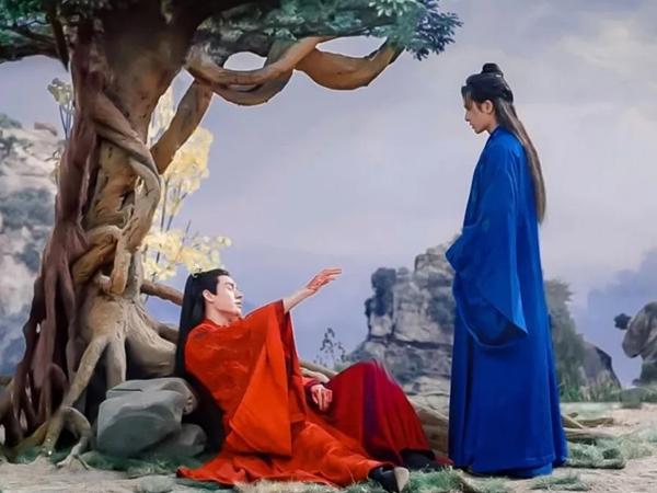 Sơn Hà Lệnh: Phim vừa kết thúc, Cung Tuấn và Trương Triết Hạn đã vướng tin đồn bất hòa