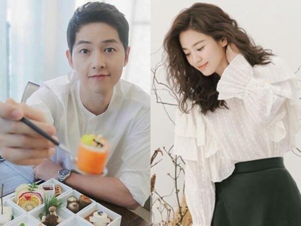 Song Joong Ki bất ngờ nhắc đến Song Hye Kyo, phải chăng cặp đôi Song - Song đã tái hợp?