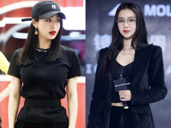 Tình cũ Huỳnh Hiểu Minh tiếp tục 'nội hàm' Angela Baby sau scandal 'người thứ ba'