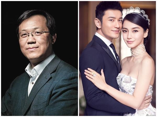 Trác Vỹ lên tiếng về cuộc hôn nhân sóng gió của Huỳnh Hiểu Minh và Angela Baby