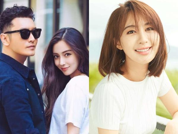 Vì một tin nhắn của Angela Baby, Huỳnh Hiểu Minh đành chia tay bạn gái từng sống chung 3 năm?