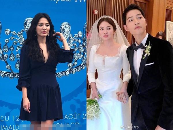 Xuất hiện quyến rũ sau ly hôn, Song Hye Kyo gây tò mò bởi vòng hai lớn bất thường