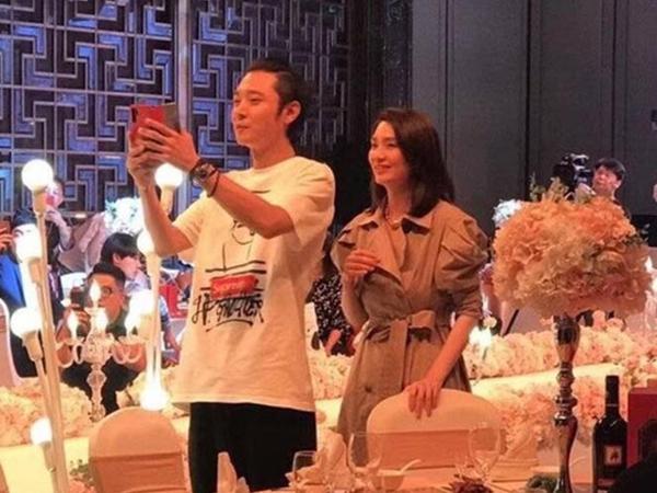 Xuất hiện vui vẻ bên Trương Đan Phong, Hồng Hân đã thật sự tha thứ cho người chồng bội bạc?