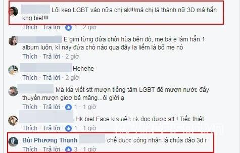 Phương Thanh mỉa mai Lâm Khánh Chi: 'Chỉ có tiểu nhân mới chiêu trò, lôi LGBT vào ăn vạ' - Ảnh 6