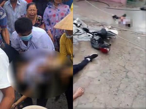 2 học sinh tử vong, 4 em bị thương vì điện giật trước cổng trường: Thương tâm cảnh phụ huynh gào khóc cầu cứu