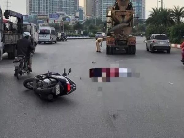 Thương tâm: Va chạm với xe bồn, 2 phụ nữ bị cán tử vong tại chỗ