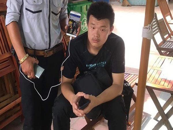 Đưa nam thanh niên Trung Quốc hành nghề ăn xin trá hình ở Đà Nẵng về nước