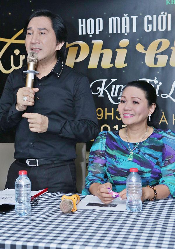Ngọc Huyền, Kim Tử Long diễn lại 'Xử án Phi Giao' sau 17 năm - Ảnh 4
