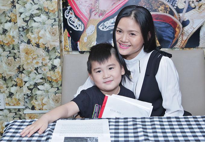 Ngọc Huyền, Kim Tử Long diễn lại 'Xử án Phi Giao' sau 17 năm - Ảnh 5
