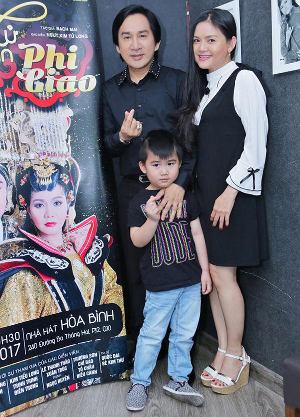 Ngọc Huyền, Kim Tử Long diễn lại 'Xử án Phi Giao' sau 17 năm - Ảnh 6
