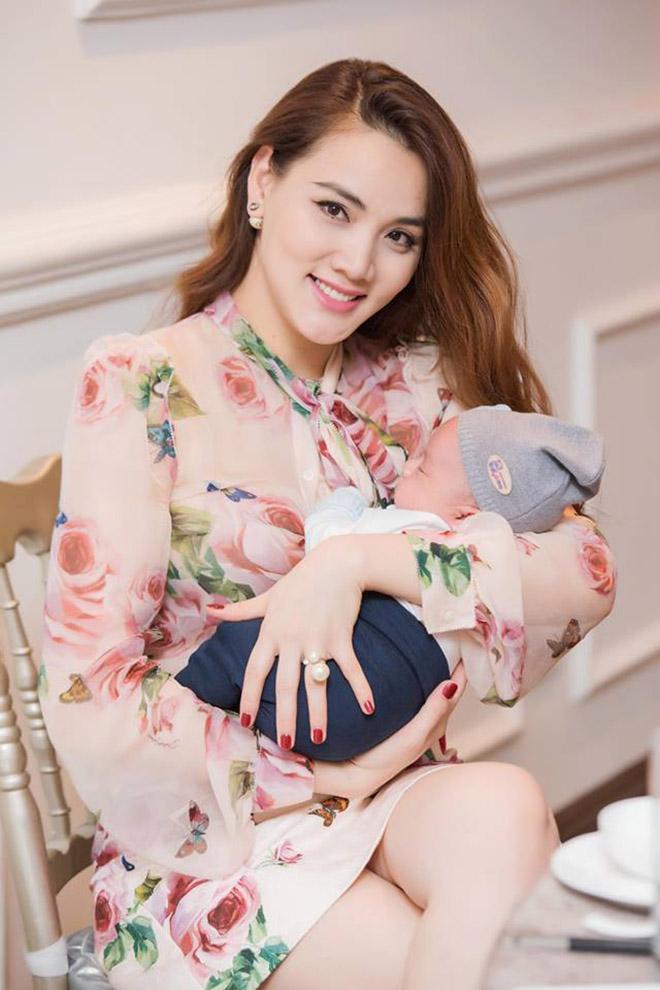 Cuộc sống của Trang Nhung sau 4 năm lấy chồng đại gia - Ảnh 2