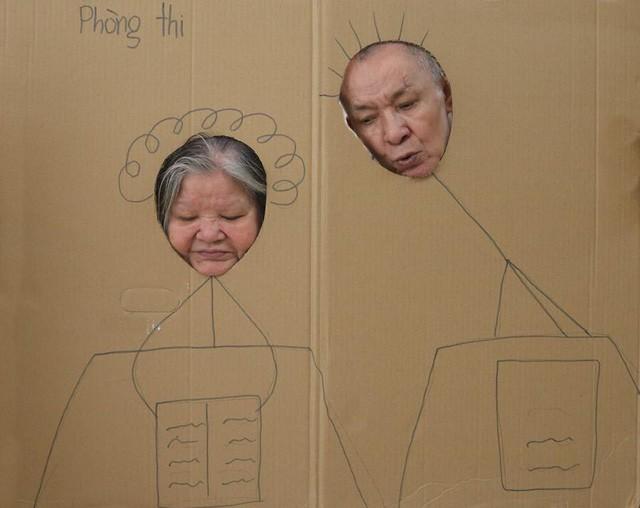 Đằng sau cánh cửa một viện dưỡng lão ở Hà Nội: Ừ thì, mình cứ vui hết mình thôi! - Ảnh 1