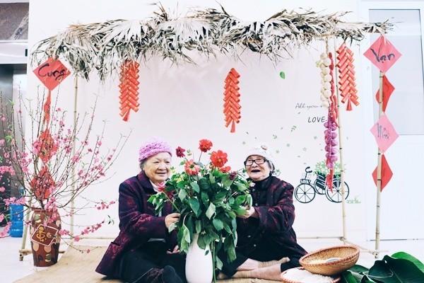 Đằng sau cánh cửa một viện dưỡng lão ở Hà Nội: Ừ thì, mình cứ vui hết mình thôi! - Ảnh 14