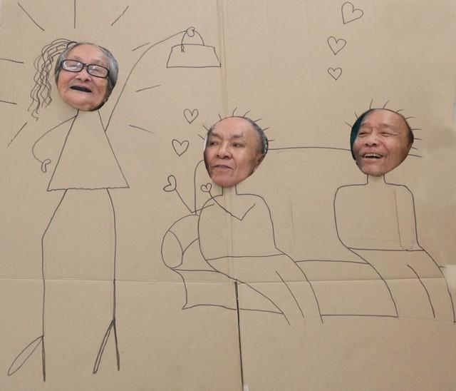Đằng sau cánh cửa một viện dưỡng lão ở Hà Nội: Ừ thì, mình cứ vui hết mình thôi! - Ảnh 3