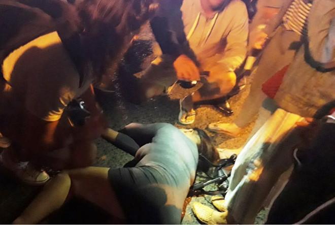 Đề nghị phạt người đánh du khách ngất xỉu ở chợ đêm Đà Lạt 2,5 triệu - Ảnh 1