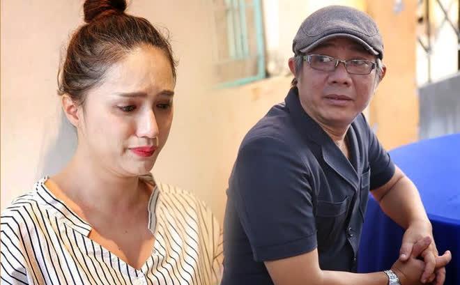 Không ngờ Hoa hậu Hương Giang lại phản ứng thế này khi được nghệ sĩ Trung Dân chúc mừng - Ảnh 3
