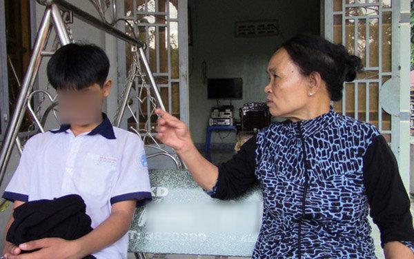 Bạo hành con riêng tàn nhẫn, mẹ kế lý sự: 'Đánh là để dạy dỗ... Tôi nuôi được, tôi đánh được...' - Ảnh 2