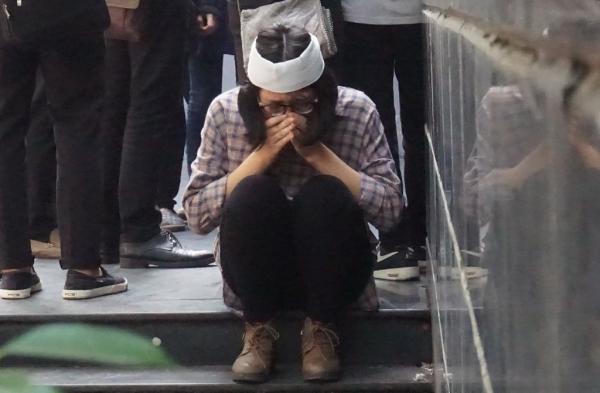 Nhiều sinh viên bật khóc trong đám tang bà chủ trọ 'tốt bụng nhất Hà Nội' - Ảnh 5