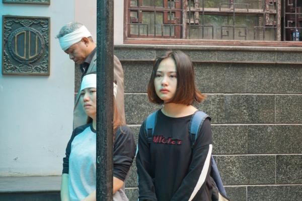 Nhiều sinh viên bật khóc trong đám tang bà chủ trọ 'tốt bụng nhất Hà Nội' - Ảnh 6